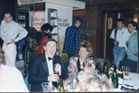 Photograph: Table of Guests at The Loveliest Night of the Year (1987)