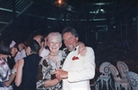 Photograph: Bet Low at The Loveliest Night of the Year (1987)