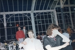 Photograph: Sue MacKechnie at The Loveliest Night of the Year (1987)