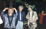 Photograph: The Allans at The Loveliest Night of the Year (1987)
