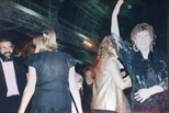 Photograph: Dancefloor at The Loveliest Night of the Year (1987)