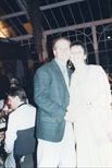 Photograph: Irene and Martin McCafferty at The Loveliest Night of the Year (1987)