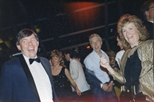 Photograph: The Gormleys at The Loveliest Night of the Year (1987)