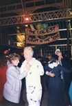 Photograph: John Taylor at The Ugliest Night of the Year (1987)