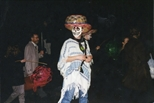 Photograph: Street Procession for Day of the Dead Celebrations