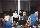 Photograph: Party in Glasgow Print Studio Gallery