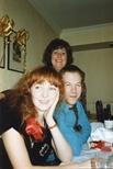 Photograph: Myra Lee and Stuart Duffin, Christnmas Party