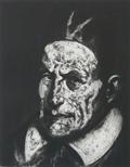 Head Study (After Velazquez)
