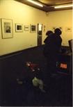 Photograph: Ursula Jakob exhibition opening