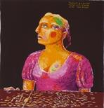 Portrait of a Cornish Woman