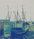 Fishing Boats at Troon
