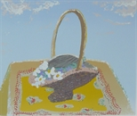 Untitled (Narcissi in a Basket)