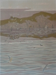 Hebridean Land Fall - Dawn